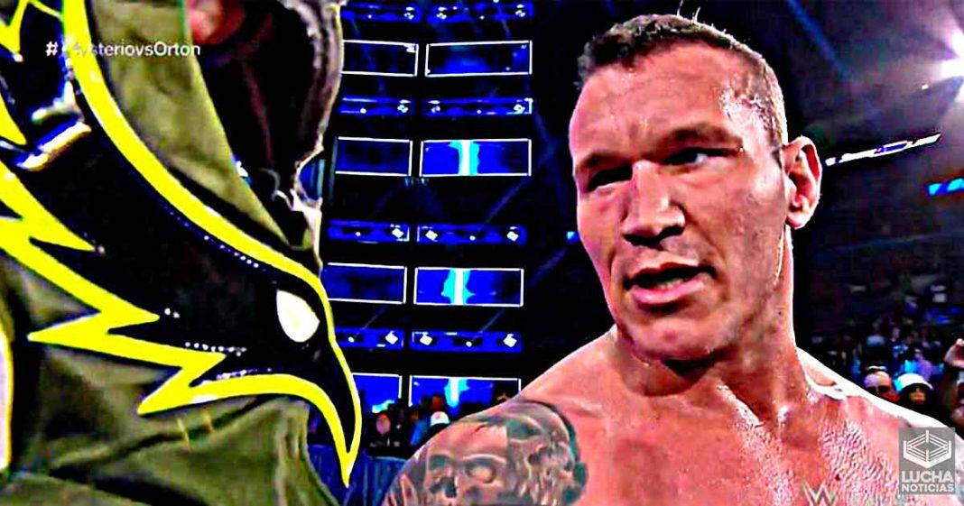 Ex WWE dice que su historia fue cancelada y dada a Randy Orton