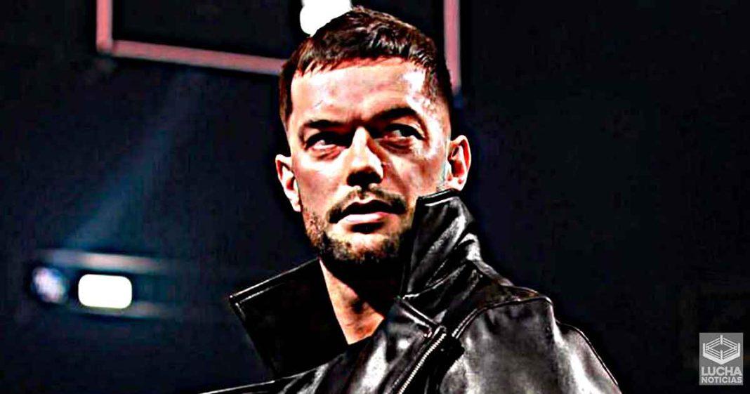 Finn Balor quiere una revancha contra 2 veces campeón de la WWE