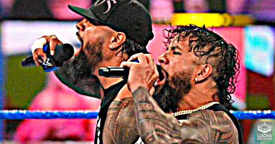Grandes planes para The Usos en la WWE