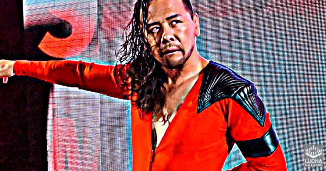 Jackie Chan inspiró a Shinsuke Nakamura a convertirse en luchador