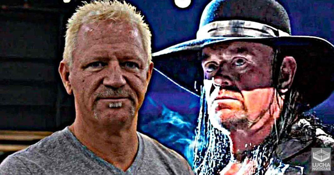 Jeff Jarrett dice que Undertaker no recibe el crédito que merece