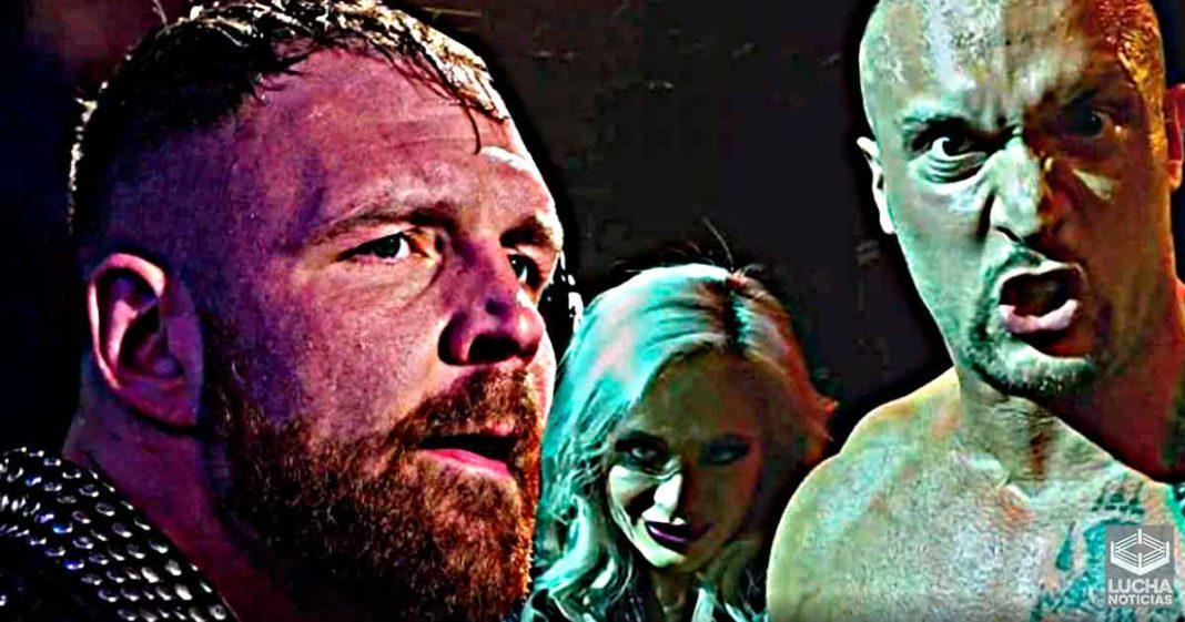 Karrion Kross tiene una rivalidad sin terminar con Jon Moxley
