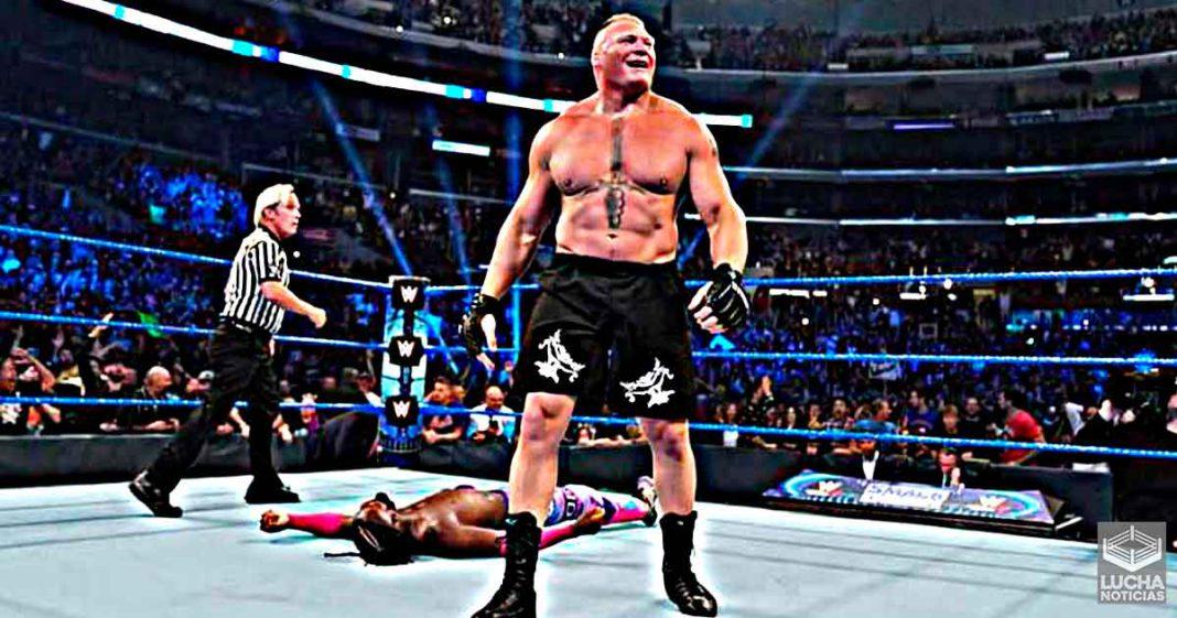 Kofi Kingston da su honesta opinión sobre perder el Campeonato de la WWE contra Brock Lesnar