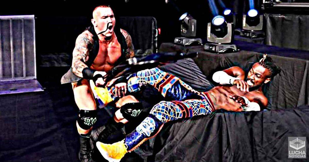 Kofi Kingston elogia a Randy Orton y dice que es un WWE Hall Of Famer