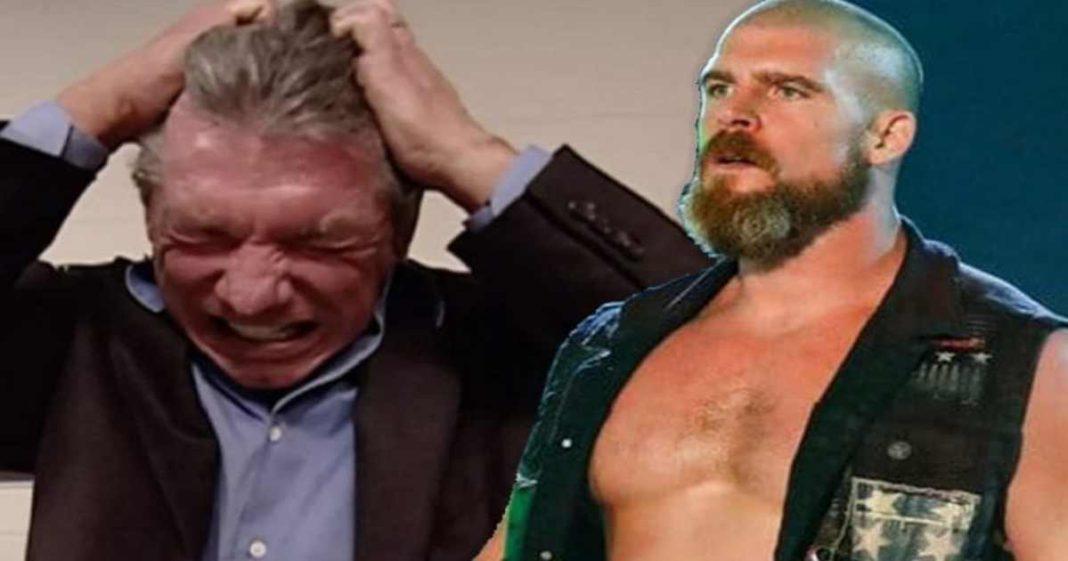 La reacción de Steve Cutler cuando supo que tenia un gran heat con Vince McMahon