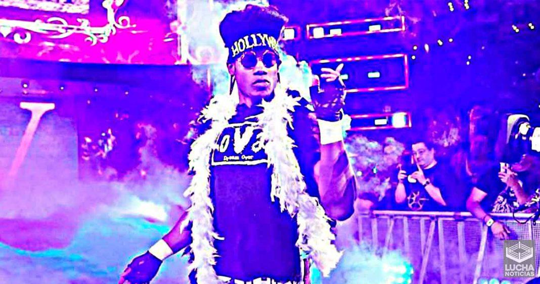La verdadera razón del despido de Velveteen Dream de la WWE