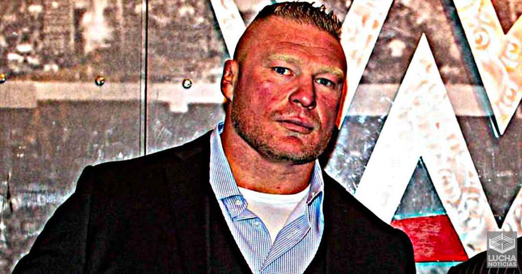 Leyenda de WWE recuerda a Brock Lesnar tratando de conseguir una gran revancha