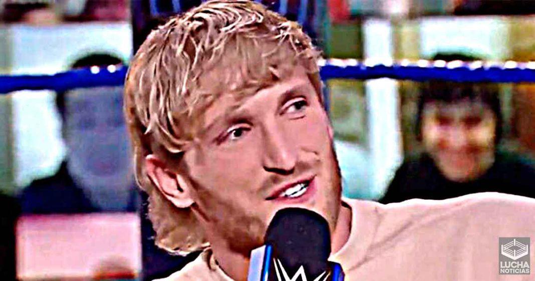 Logan Paul podría trabajar de nuevo con la WWE