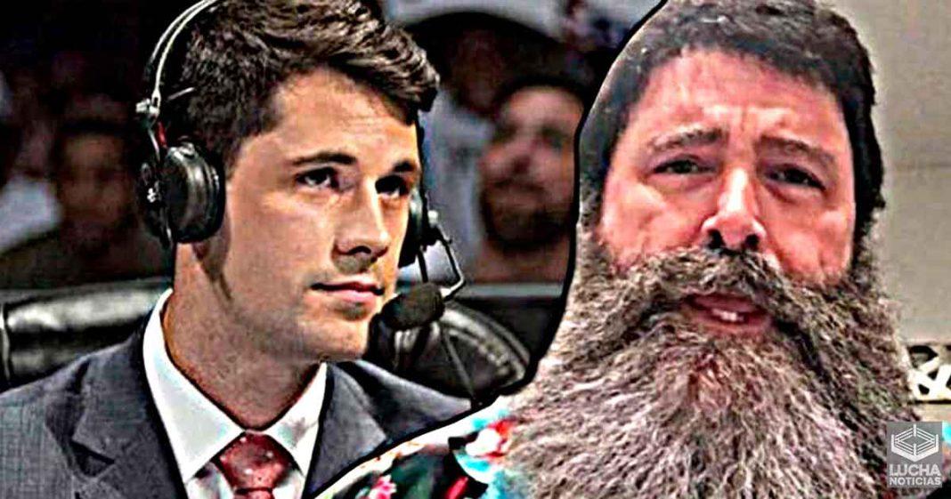 Mick Foley habla en contra del despido de Tom Philips de WWE