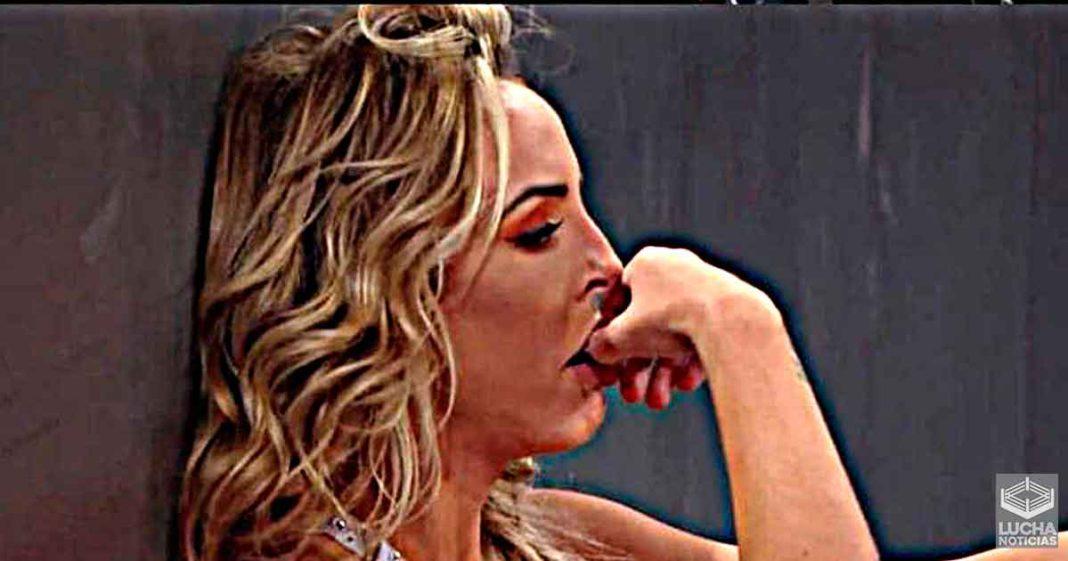 Peyton Royce tenía ataques de ansiedad cuando estaba en WWE
