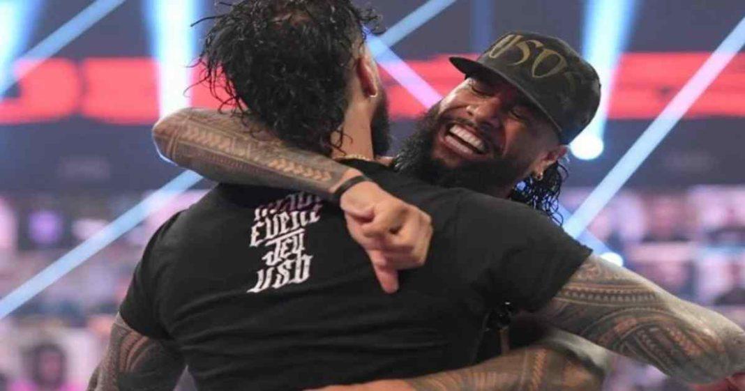 Planes actuales de la WWE para Los Usos después del regreso de Jimmy Uso a SmackDown