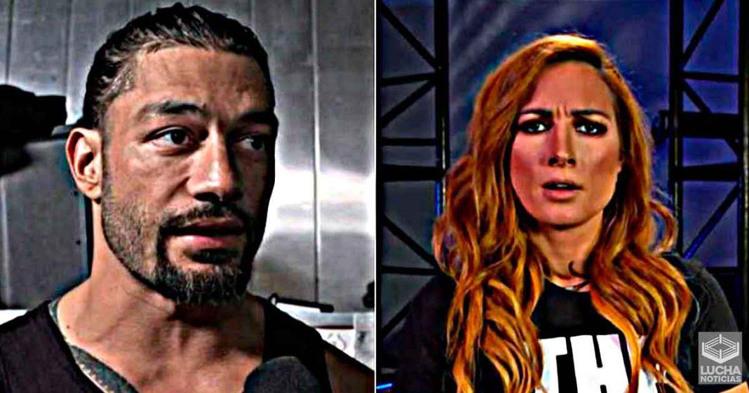 Roman Reigns ya no respetaría a Ric FlAIR después del desacuerdo con Becky Lynch
