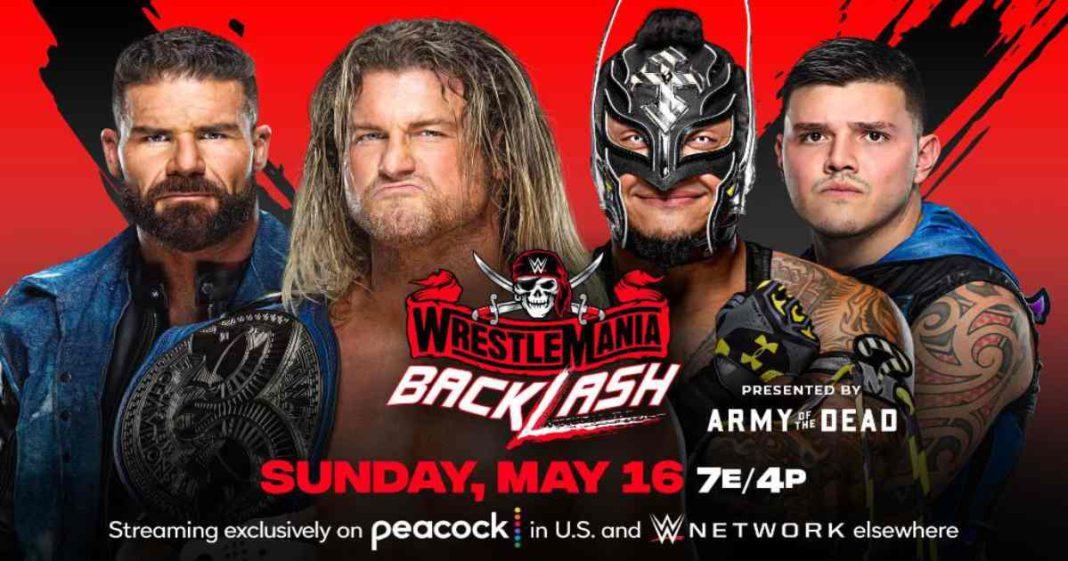 Se ha revelado la lucha por los Campeonatos en pareja de SmackDown para WrestleMania Backlash