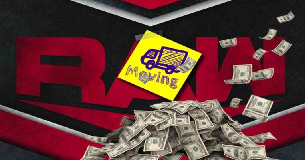 Se le ofreció millones de dólares a WWE para mover RAW de los lunes