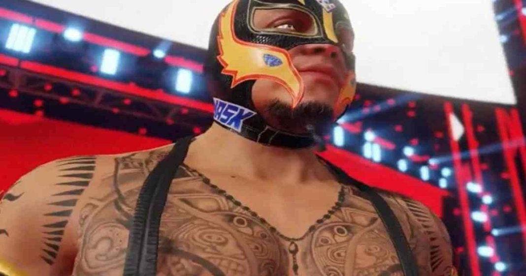 Se pública un nuevo video de WWE 2K22