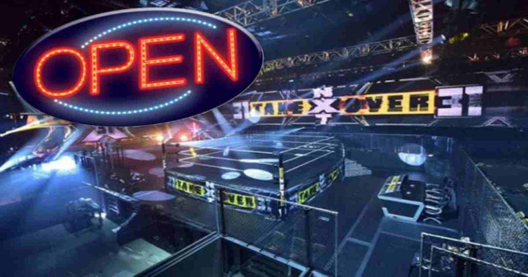 Se tendrán más aficionados en los programas de WWE NXT