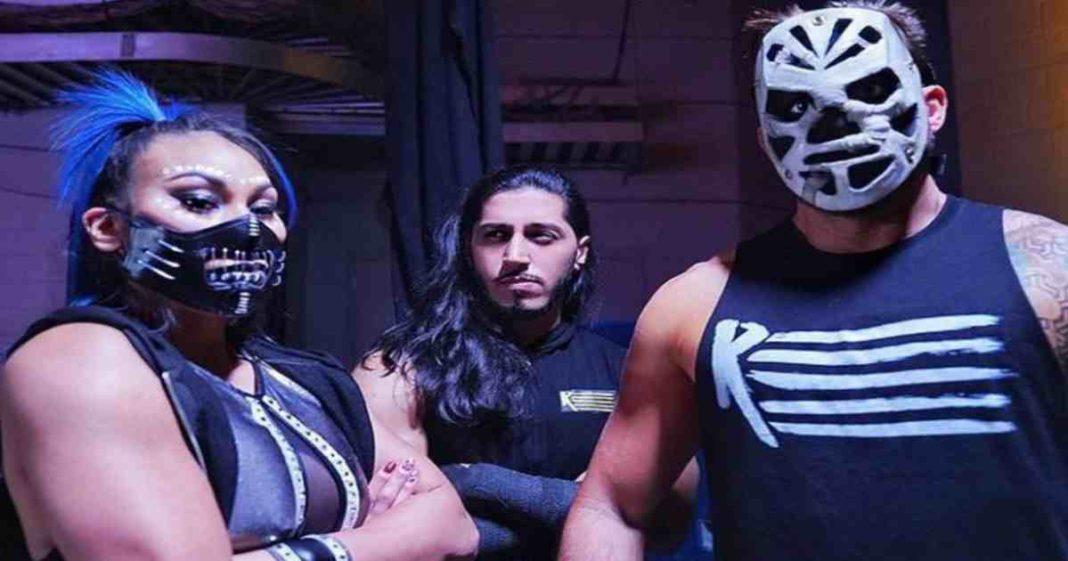 Situación actual de Mia Jim y Shane Thorne en la WWE tras la separación de Retribution