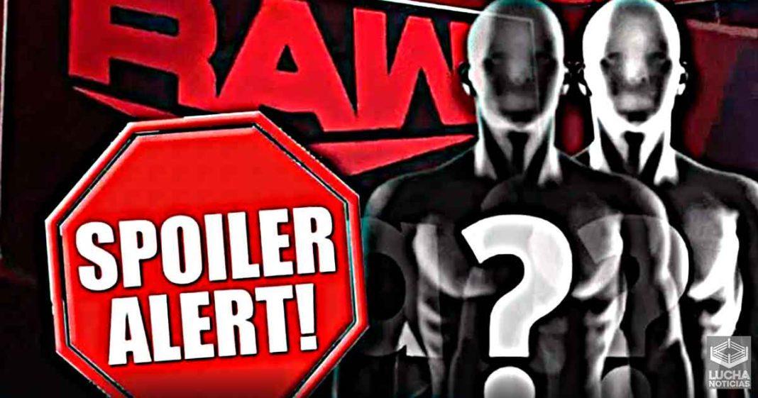 Spoiler de posible gran rivalidad en WWE RAW