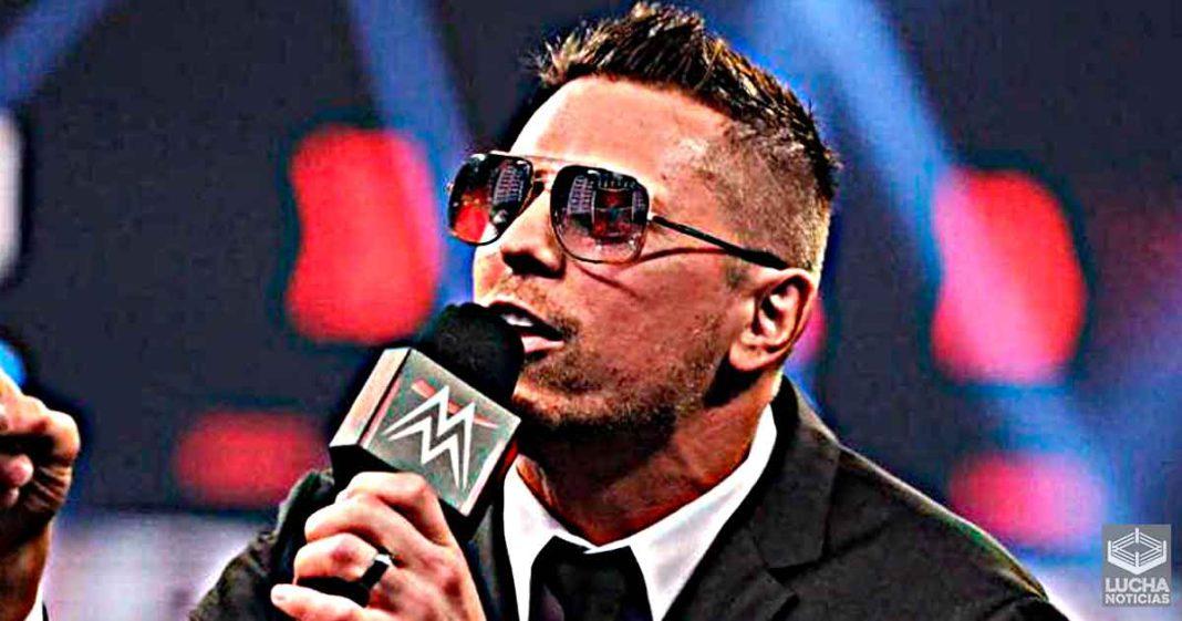 The Miz estaría 9 meses fuera de la WWE