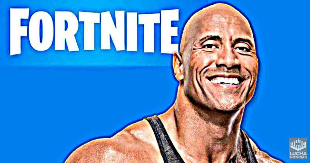 The Rock es confirmado para tener una skin en el Fortnite
