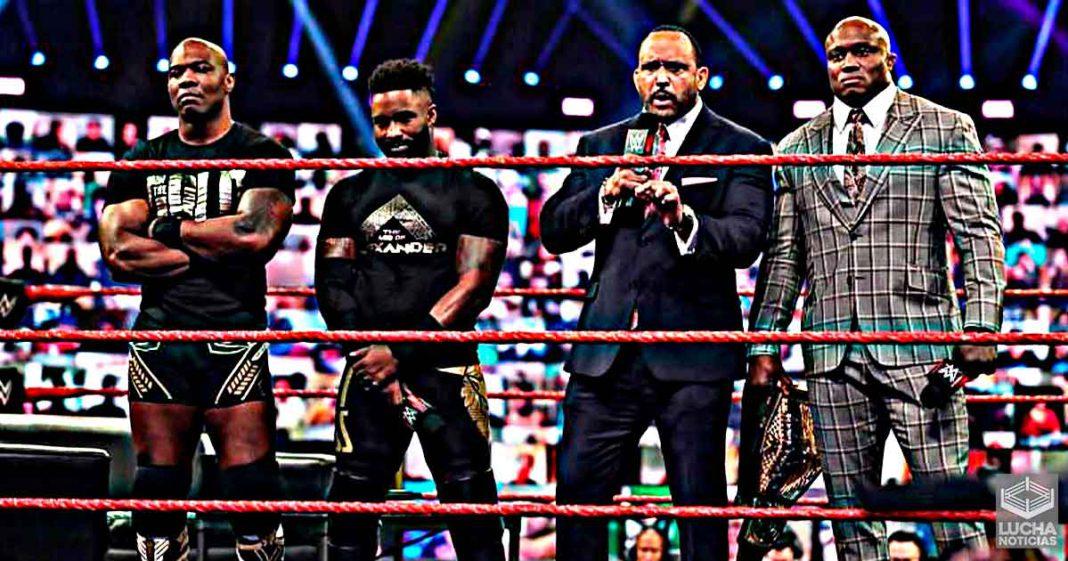 Veterano de la WWE revela cómo debería haberse programado a The Hurt Business