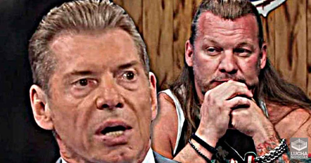 Vince McMahon permitió a Chris Jericho regresar a WWE por los altos ratings de AEW