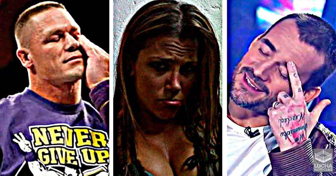 WWE Noticias 6 veces campeona temía por su vida, CM Punk se burla de John Cena y más