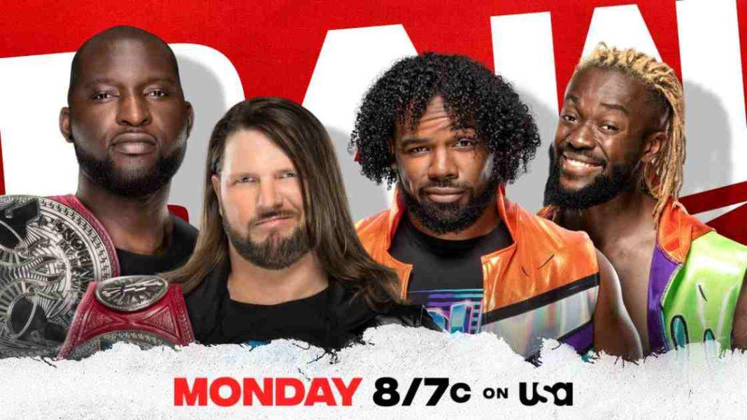 WWE RAW del 03 de mayo del 2021. Cobertura y resultados en vivo