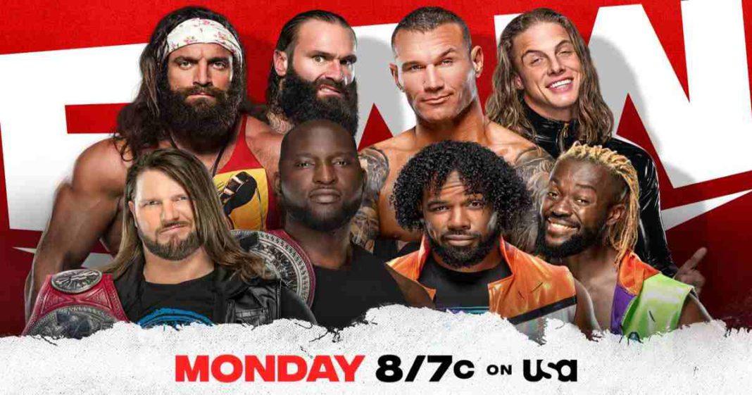 WWE RAW del 10 de mayo del 2021. Cobertura y resultados en vivo