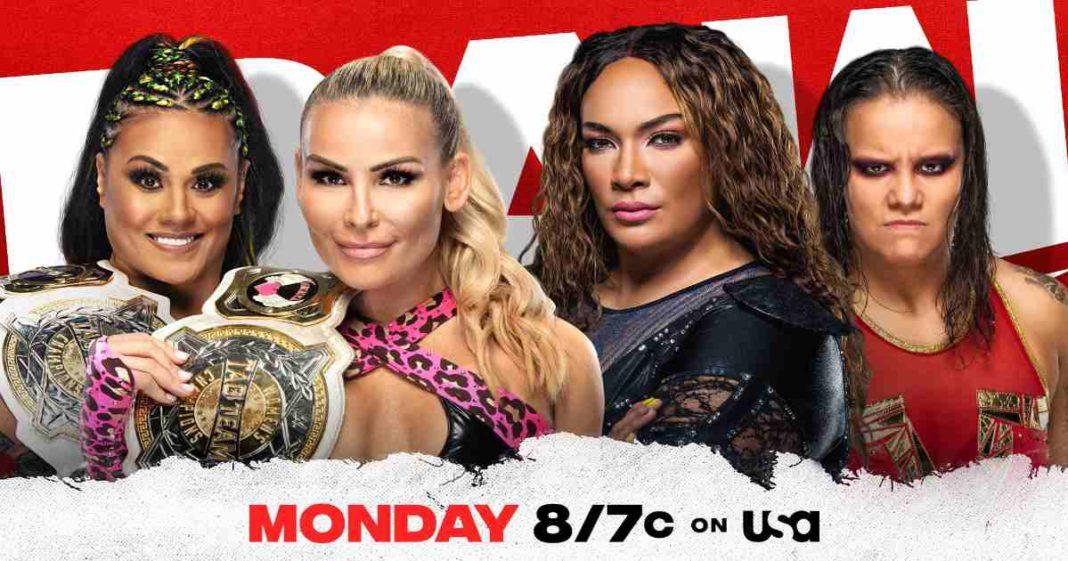 WWE RAW del 24 de mayo del 2021. Cobertura y resultados en vivo