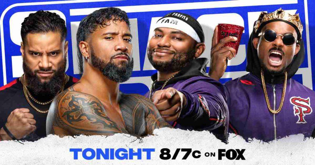WWE SmackDown 28 de mayo del 2021. Coberturra y resultados en vivo