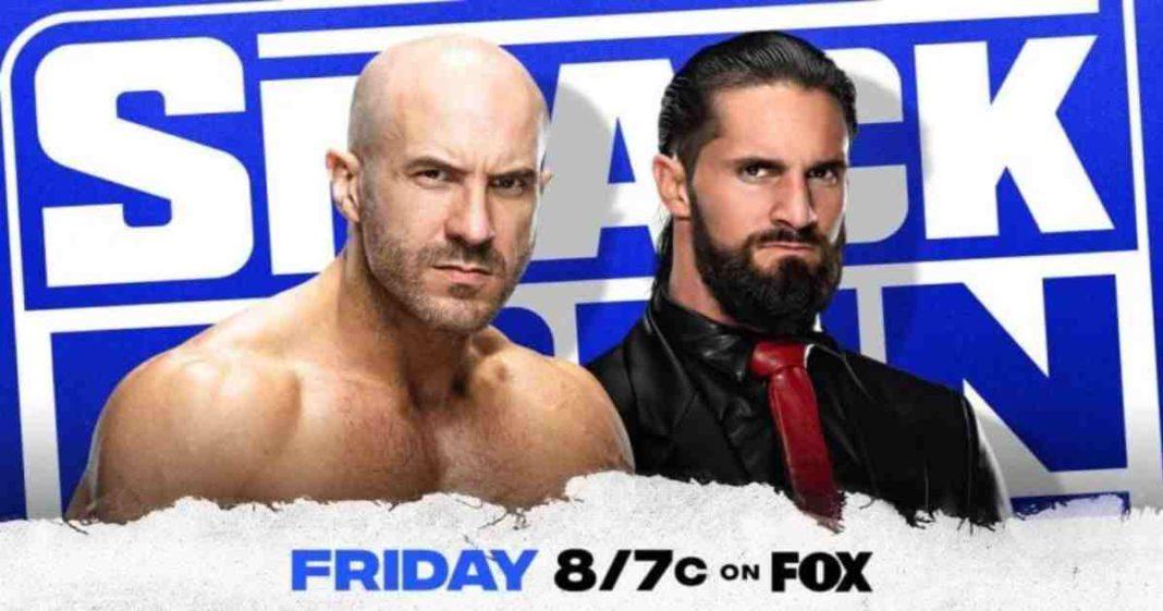 WWE SmackDown del 07 de mayo del 2021. Cobertura y resultados en vivo