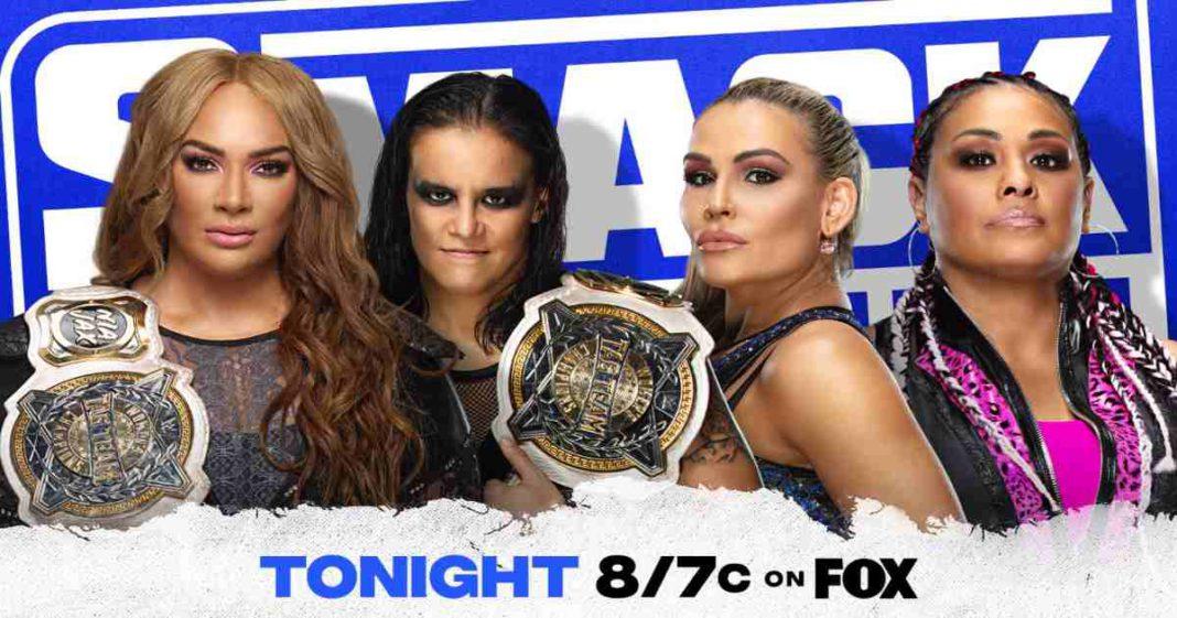 WWE SmackDown del 14 de mayo del 2021. Cobertura y resultados en vivo