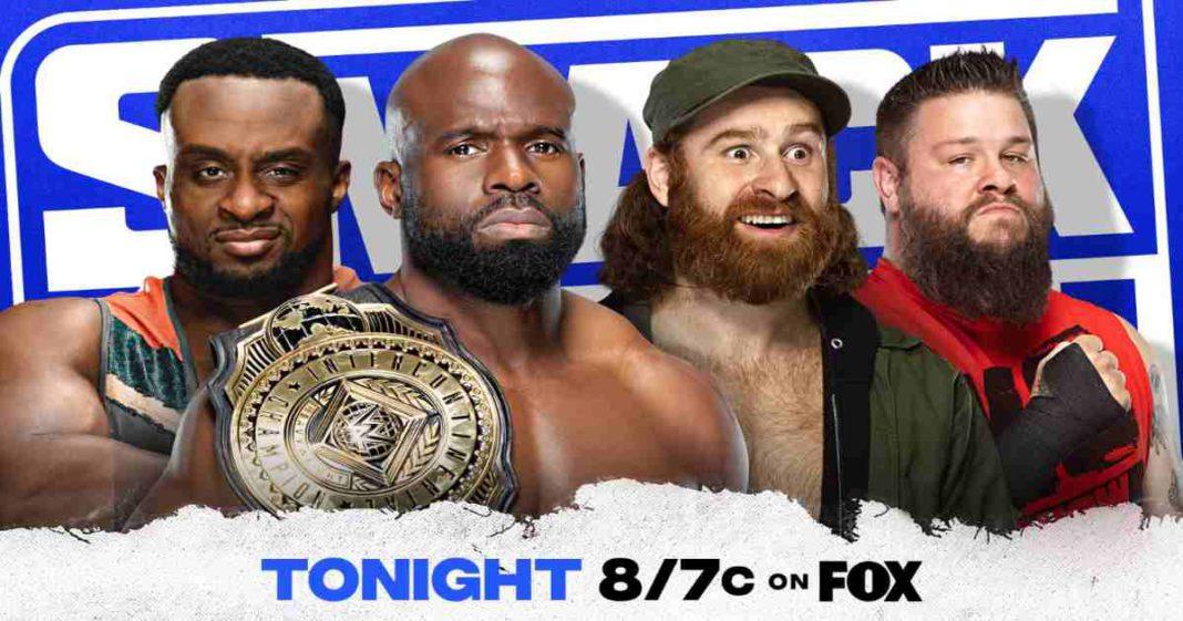 WWE SmackDown del 21 de mayo del 2021. Cobertura y resultados en vivo