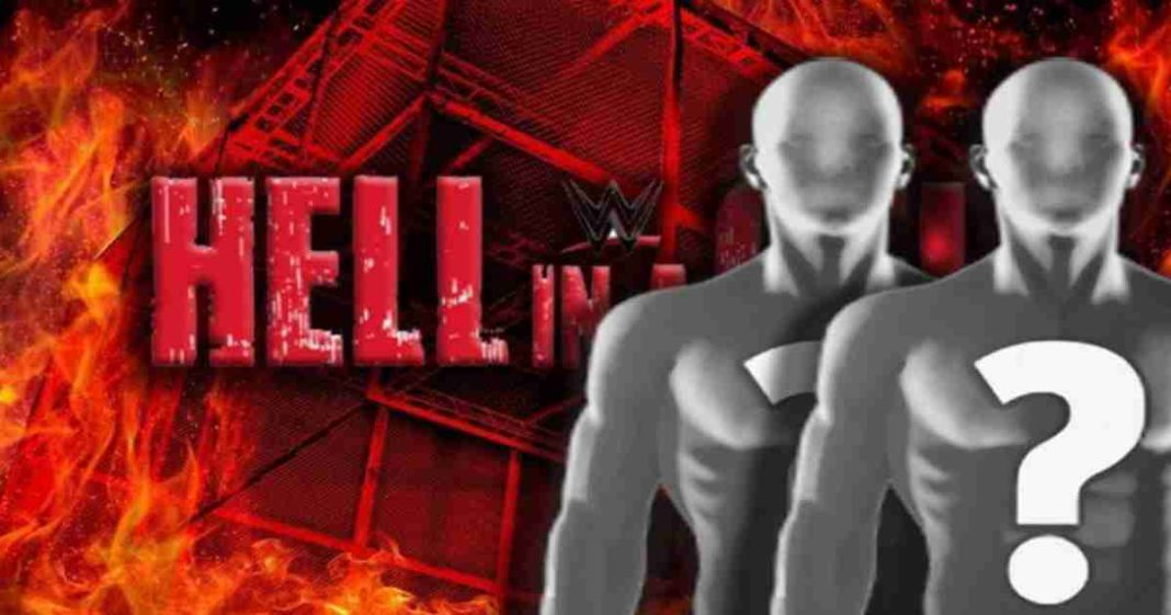 WWE anuncia la primera lucha para Hell in a Cell 2021