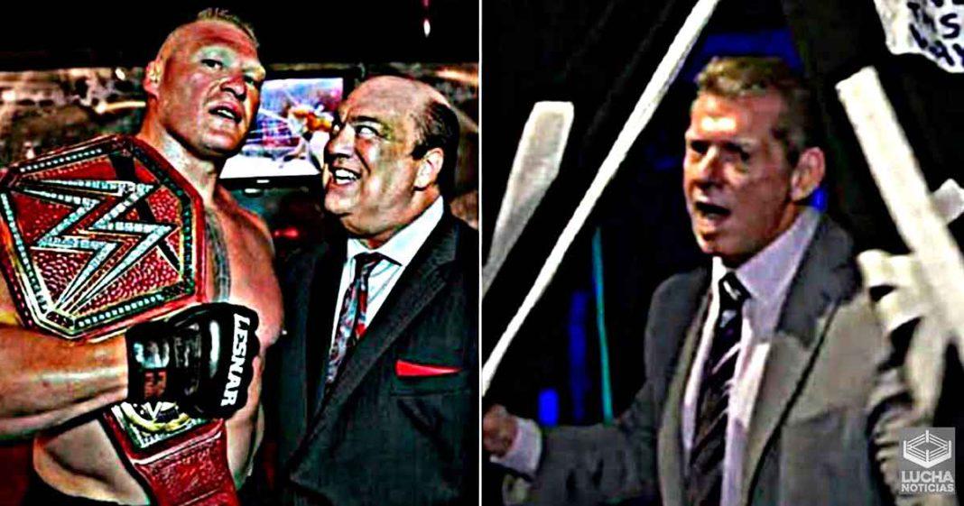 WWE canceló planes para que superestrella de RAW derrote a Brock Lesnar por el Campeonato Universal en 2018