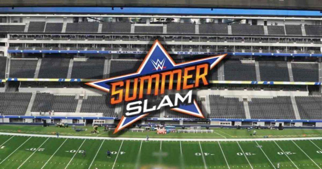 WWE consideró a varios estadios de la NFL para ser la sede de SummerSlam 2021