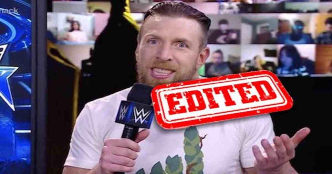 WWE edito la referencia de Daniel Bryan en un video