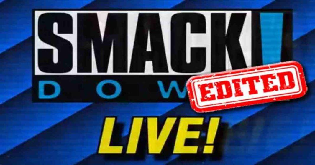 WWE elimino un segmento del show retro de SmackDown justo después que se grabara
