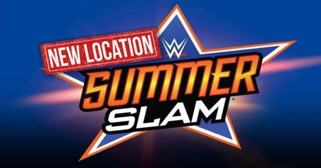WWE está considerando famosa arena para ser la sede de SummerSlam 2021
