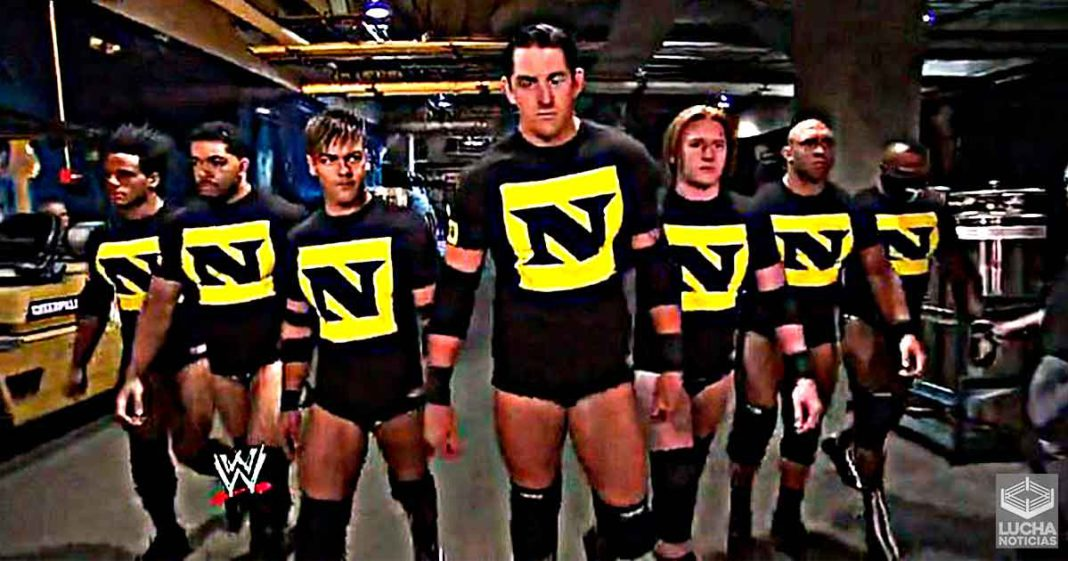 WWE está trabajando en un documental sobre The Nexus