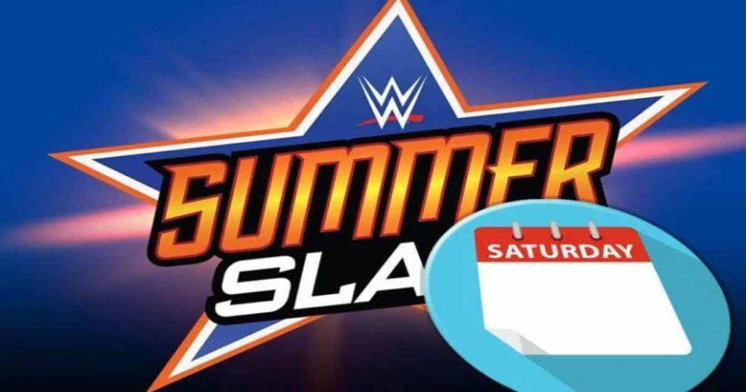 WWE ha confirmado que SummerSlam 2021 se realizará el sabado 21 agosto