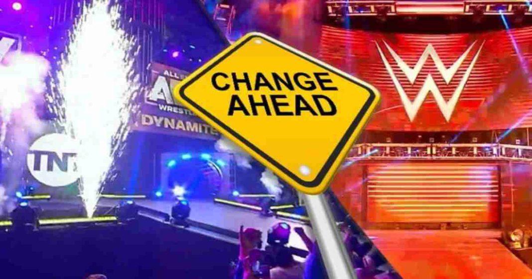 WWE no planea apresurarse en volver a las giras a pesar de la decisión de AEW