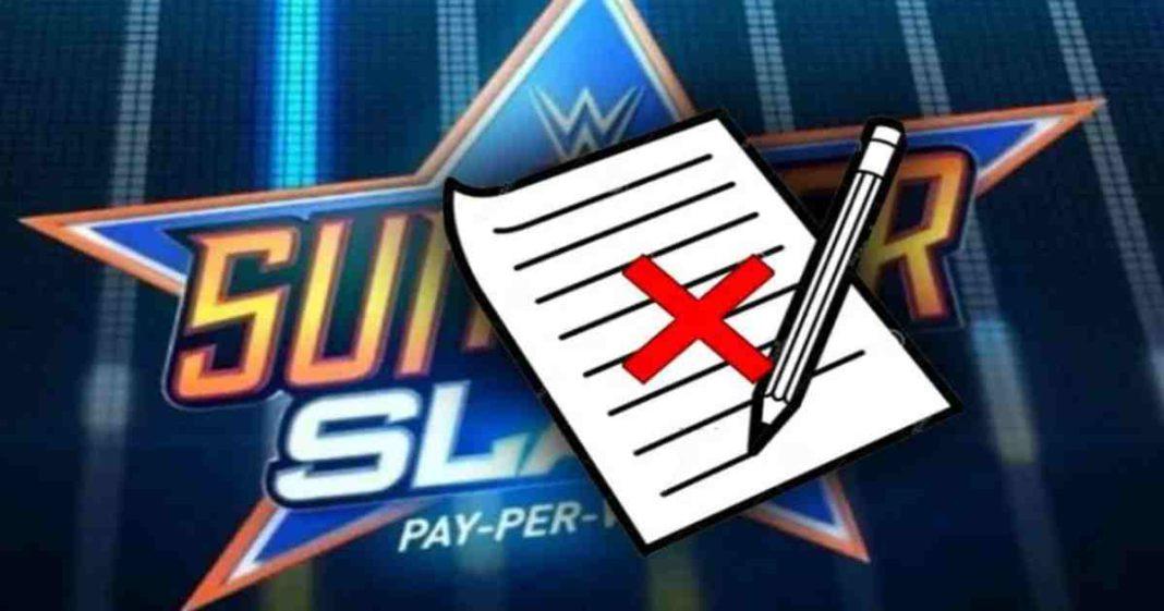 WWE no tiene nada pactado para SummerSlam 2021