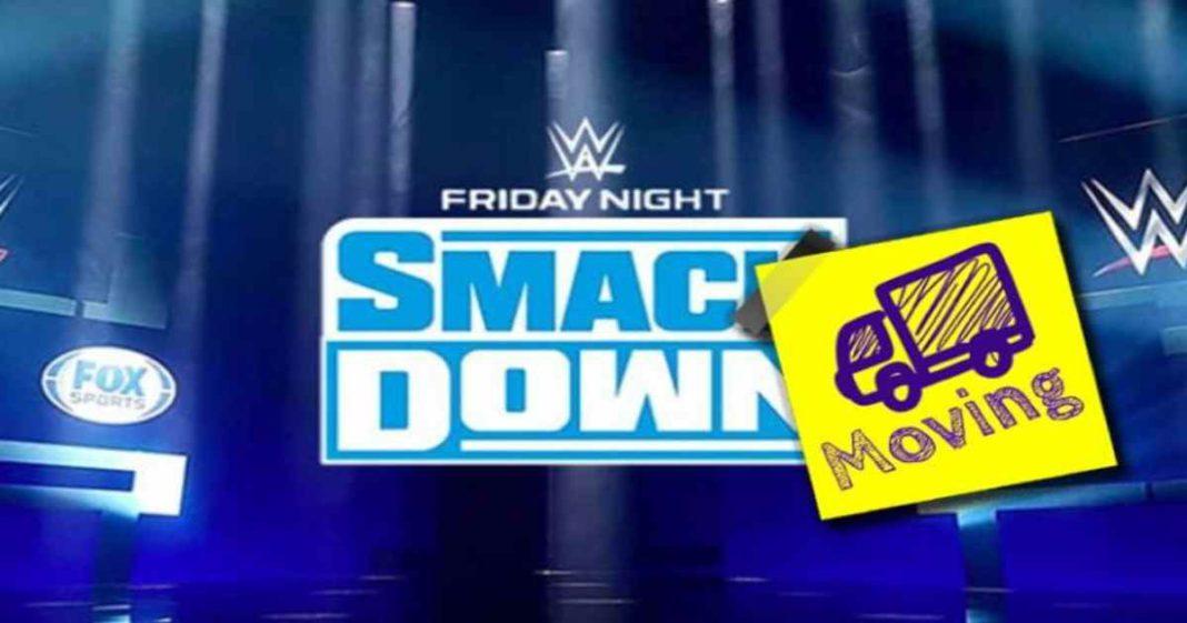 WWE podría estar preparandosé para que SmackDown se vaya de FOX