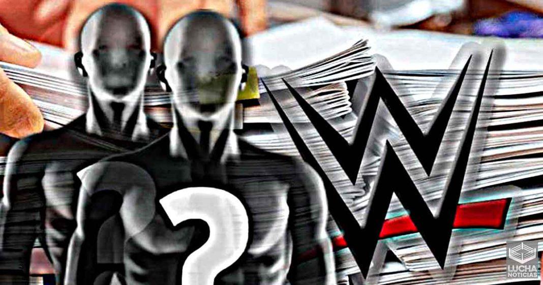 WWE registra dos nuevas marcas para misteriosas superestrellas