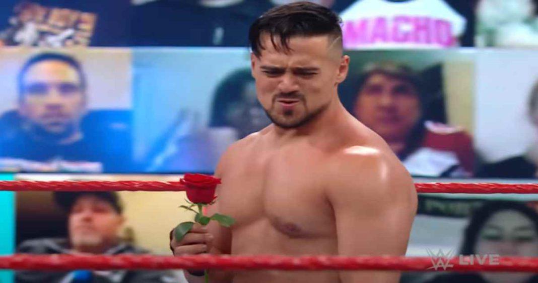 WWE tiene planes confusos para Angel Garza