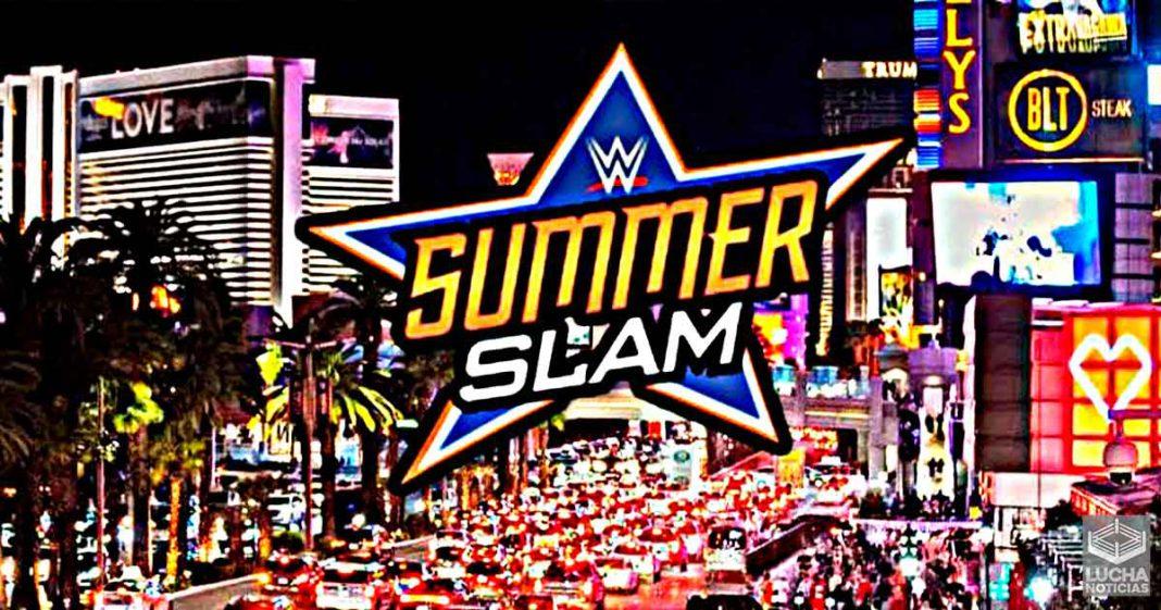 WWEn está considerando Las Vegas con la locación de SummerSlam