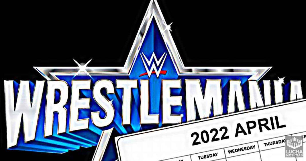 WrestleMania 38 posiblemente sea un evento de dos días