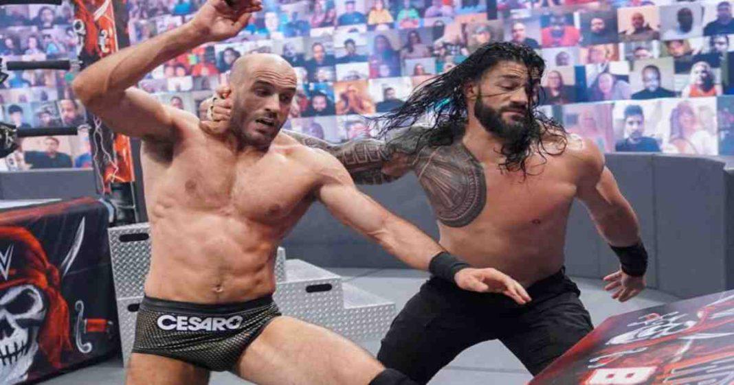 Se revela el plan original del evento principal de WrestleMania Backlash